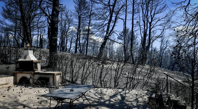 """""""Δάρδανος"""": Το σχέδιο για αντιπλημμυρικά έργα μετά τις πυρκαγιές χαμένο στη... μετάφραση της γραφειοκρατίας"""