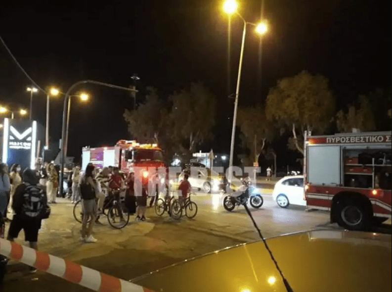 Τραγωδία στην Πάτρα - Νεκρός ποδηλάτης που παρασύρθηκε από αυτοκίνητο