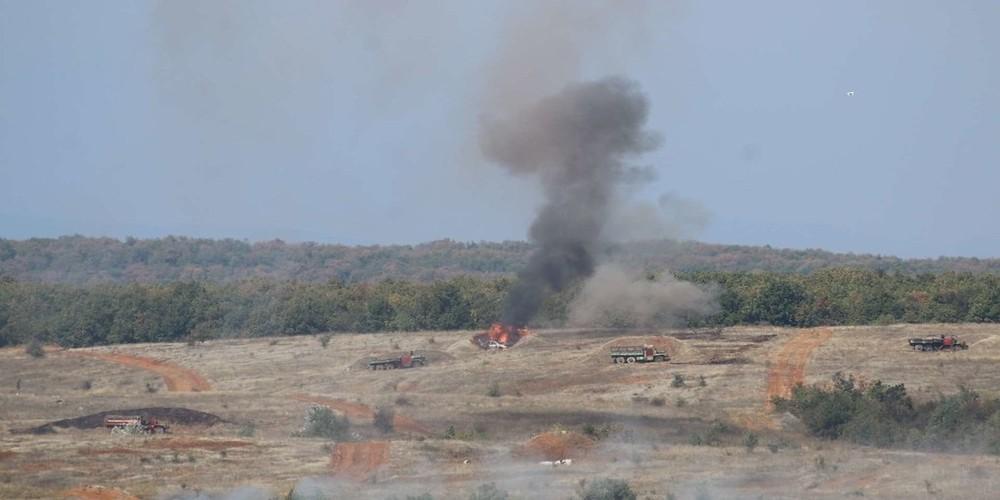 Πυρκαγιά ΤΩΡΑ σε χορτολιβαδική έκταση στον Έβρο