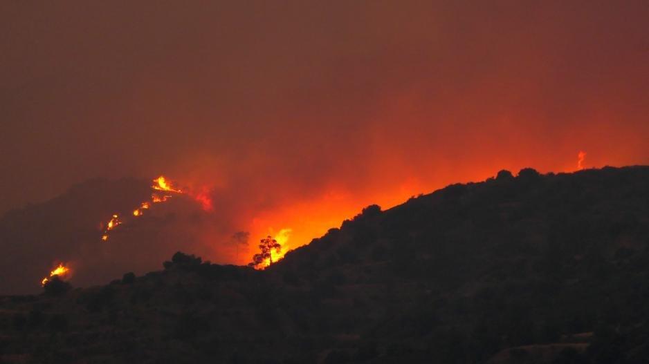 Πυροσβεστική: 32 δασικές πυρκαγιές το τελευταίο 24ωρο