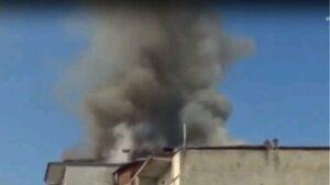 Πυρκαγιά σε διπλοκατοικία στην Καλαμπάκα