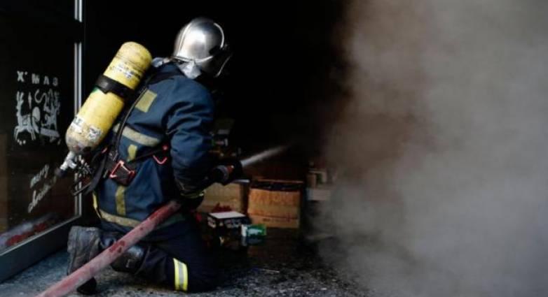 Πυρκαγιά σε ισόγεια μονοκατοικία