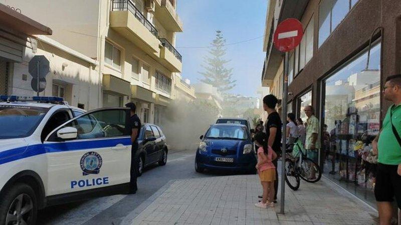 Πυρκαγιά σε ισόγεια κατοικία στην Ιεράπετρα Κρήτης