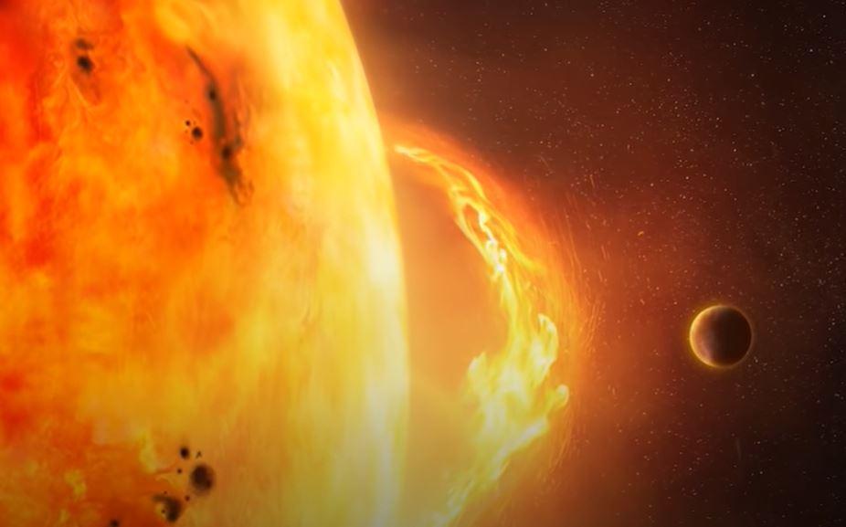 Οι επιστήμονες προειδοποιούν για ηλιακή καταιγίδα που θα καταστρέψει το ίντερνετ για μήνες (Φωτό-Βίντεο)