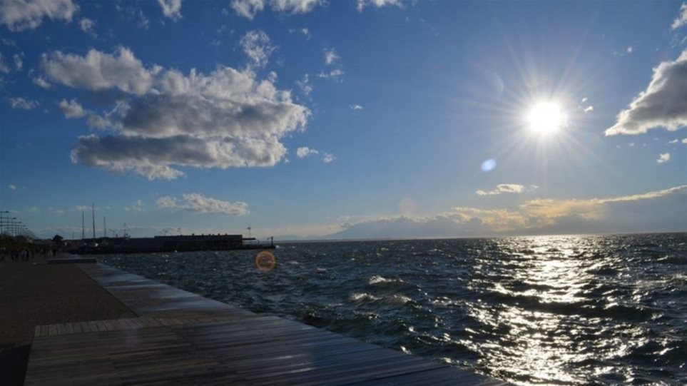 Καιρός – Ηλιοφάνεια και άνοδος της θερμοκρασίας