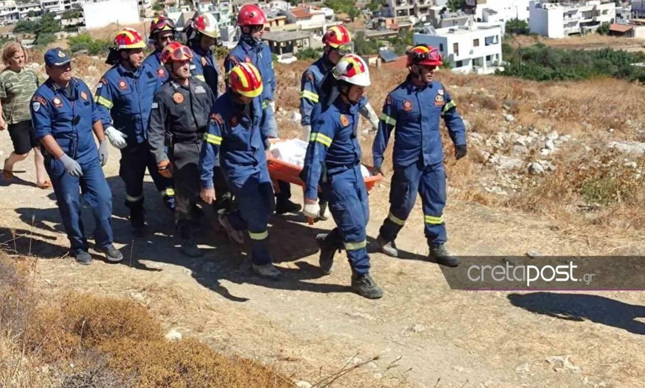 Σεισμός στην Κρήτη: Σωστικά συνεργεία με σκύλους και drones μεταβαίνουν στο νησί
