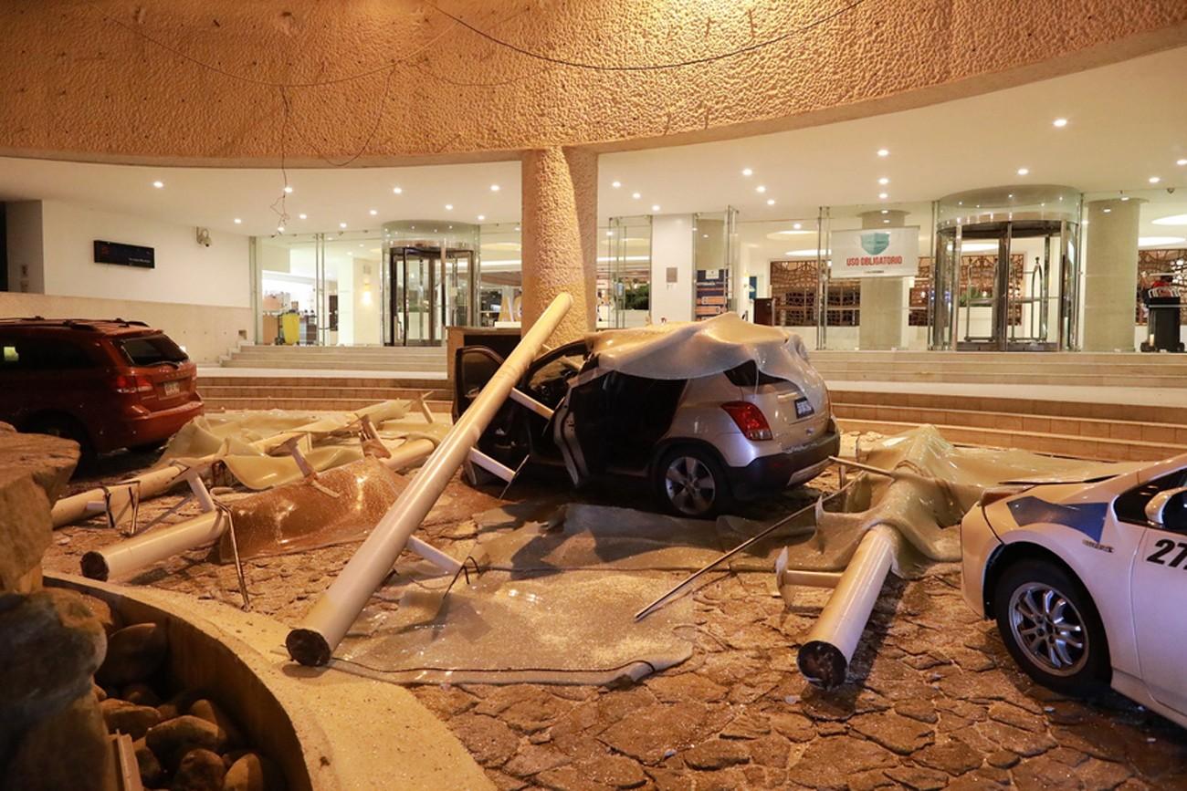 Ισχυρός σεισμός στο Μεξικό 7,1 Ρίχτερ - Πανικός και καταστροφές