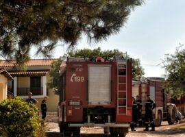 Πυρκαγιά σε κατοικία στη Μεσσήνη – Σωτήρια επέμβαση της Πυροσβεστικής για την διάσωση ηλικιωμένου
