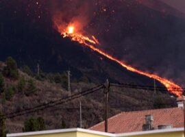 Ισπανία: Ποτάμια λάβας ρέουν από το ηφαίστειο της Λα Πάλμα (Βίντεο)