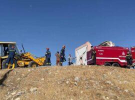 Τραγωδία: Νεκρός ένας άνδρας από τον φονικό σεισμό στην Κρήτη