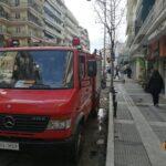 Πυρκαγιά σε κουζίνα διαμερίσματος στη Θεσσαλονίκη