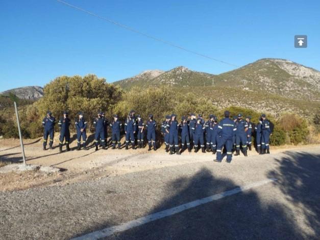 Πυροσβεστική Ακαδημία: Πρακτική Εκπαίδευση Σχολής Αξιωματικών (Φωτό)