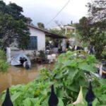 Κέρκυρα : Πλημμύρισαν σπίτια στην Χρυσηίδα