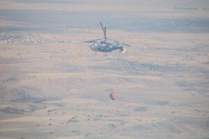 Πυρκαγιά στην κατεχόμενη Αλεύγα- Έρχεται ελικόπτερο από την Τουρκία (pics)