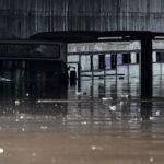 Κακοκαιρία – Αττική: Πάνω από 350 κλήσεις στην Πυροσβεστική