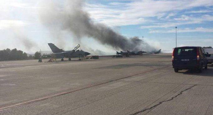 Πυρκαγιά σε χαμηλή βλάστηση στην περιοχή του Αράξου Αχαΐας