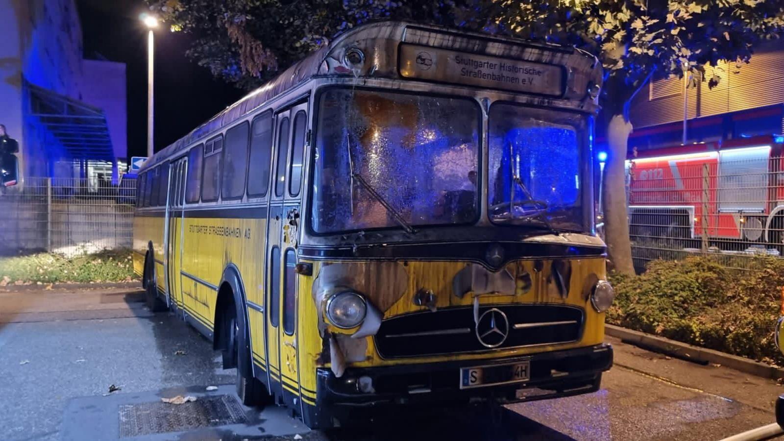 Γερμανία: Πυρκαγιά σε μουσείο με σπάνια λεωφορεία