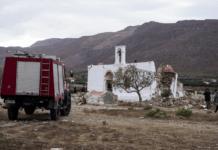 Ανησυχία Τσελέντη: «Δυστυχώς, δεν έχουμε ακόμα μεγάλο μετασεισμό στην Κρήτη»