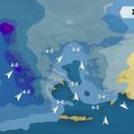 Καιρός - Αρναούτογλου: Έρχονται καταιγίδες το Σάββατο – «Παρέλαση» χαμηλών βαρομετρικών στην Ευρώπη