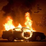 Πυρκαγιά σε Ι.Χ αυτοκίνητο στο Ηράκλειο Κρήτης