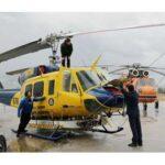 Αναχώρησαν από την Ελλάδα τα 4 ελικόπτερα που εξασφάλισε η MYTILINEOS για την εθνική προσπάθεια πυρόσβεσης