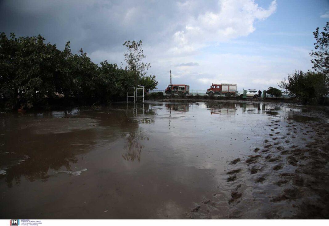 Προληπτική εκκένωση χωριών στη Βόρεια Εύβοια – Απομακρύνθηκαν 45 άνθρωποι