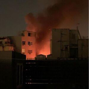Μεγάλη πυρκαγιά ΤΩΡΑ σε διαμέρισμα στο Περιστέρι Αττικής