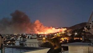 Μαραθώνας: Έκτακτη Συνεδρίαση της Πολιτικής Προστασίας για τις επαναλαμβανόμενες πυρκαγιές