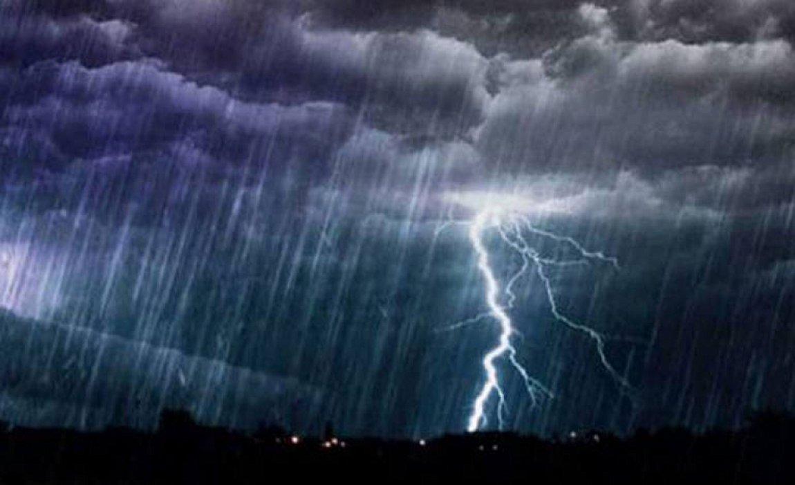 Καιρός - Meteo: Προειδοποίηση για ισχυρές βροχές και καταιγίδες στις πυρόπληκτες περιοχές