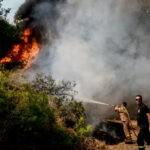 Πυροσβεστική: 36 δασικές πυρκαγιές το τελευταίο 24ωρο