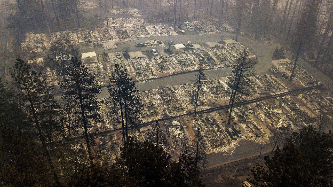 Γιατί είναι σημαντικό να οχυρώνουμε το σπίτι μας απέναντι στις πυρκαγιές